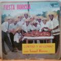 CORTIJO Y SU COMBO - Fiesta boricua - LP