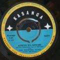 AYUYA BERNARD E HATARI & THE WESTERN STARS - Atieno wa Kisumu / Pongezi kwa mzazi - 7inch (SP)
