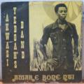 AKWASI YEBOAH'S BAND - Aware bone nti - LP