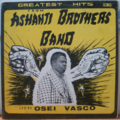 ASHANTI BROTHERS BAND - Greatest hits from Ashanti brothers band - LP