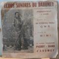 AVOHOU PIERRE & PICOBY BAND - Mi do kou nou GMR / Mimi - 7inch (SP)