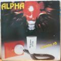 ALPHA - L'anmou fo - LP