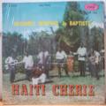 ENSEMBLE NEMOURS JEAN BAPTISTE - Haiti cherie - LP