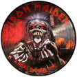 iron maiden a real dead one (uk 2001 ltd re 12-trk promo lp picture disc)
