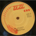 THE MIGHTY KINGS - Ima anyango / Otieno ndege ndege - 7inch (SP)