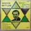 BENZION WITLER - Chansons populaires Yiddish - 33T