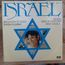 ISRAEL - Jerusalem of gold ,sharm a sheikh.... - Double 33T Gatefold