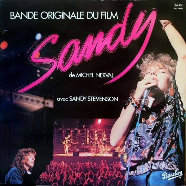 Sandy STEVENSON sandy - soundtrack