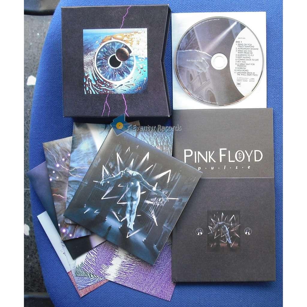 Pink Floyd Pulse (jap. Ltd. Papersleeve Ed.) (used)