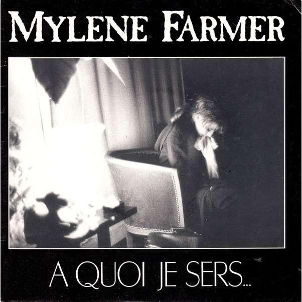 mylene farmer et seal A Quoi Je Sers... / La Veuve Noire
