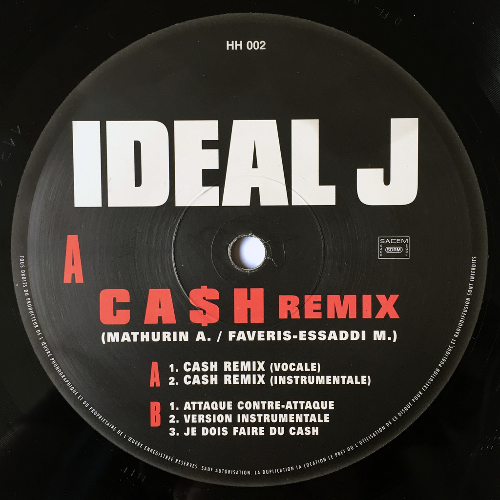 ideal j cash remix / attaque contre attaque