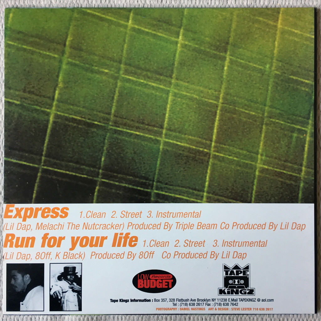Group Home Express / Run For Your Life
