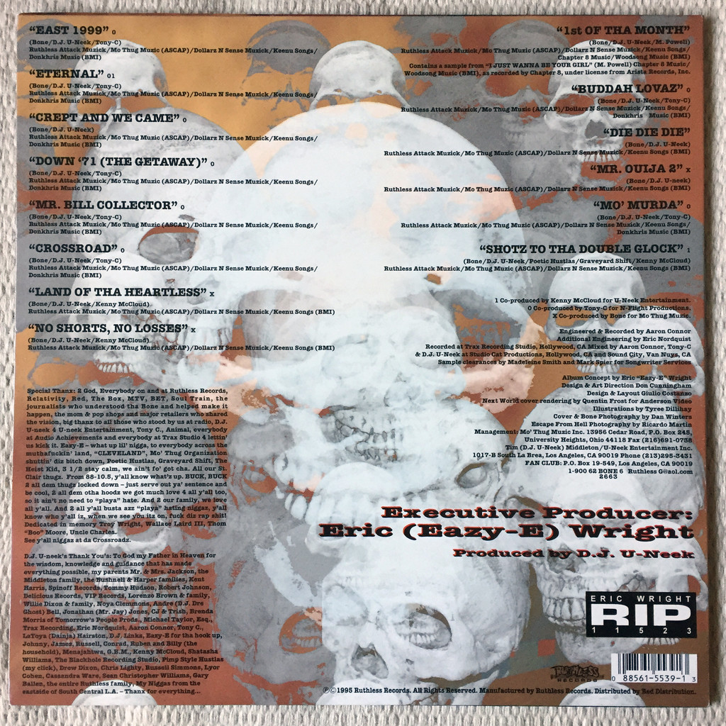 Bone Thugs N Harmony E 1999 Eternal