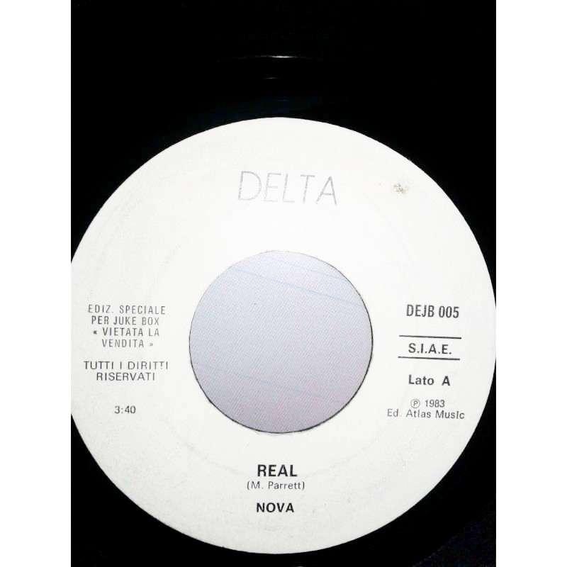 Nova / Santandrea (Vinyl, 7, 45 RPM, Jukebox ) Real / Niente