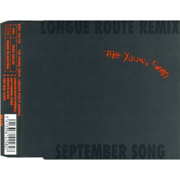 THE YOUNG GODS LONGUE ROUTE REMIX / SEPTEMBER SONG