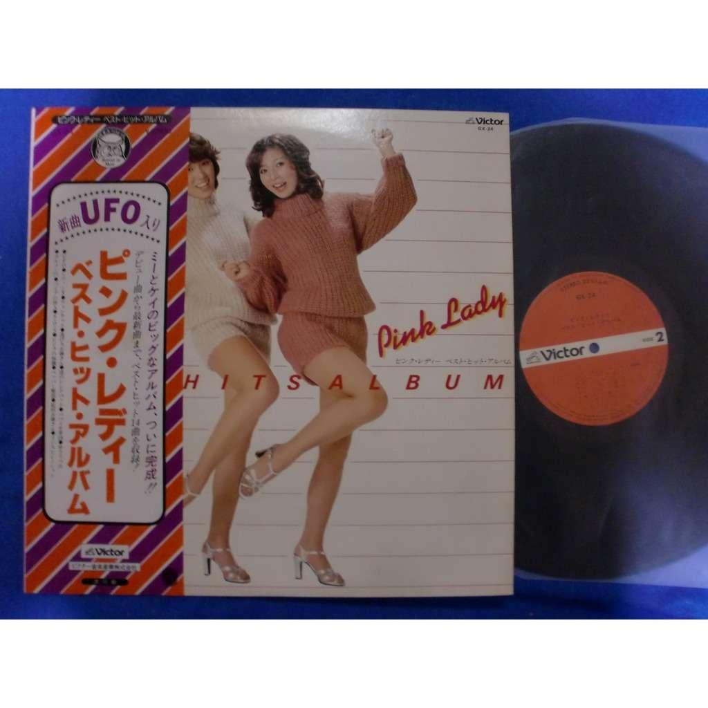 pink lady best hits album