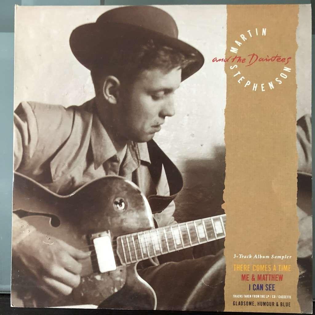 martin stephenson and the daintees 3 track album sampler