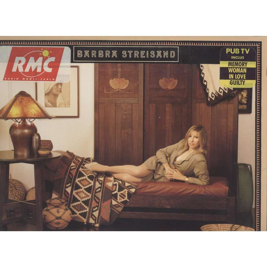 Barbra streisand a collection - greatest hits...and more ( 12 tracks )