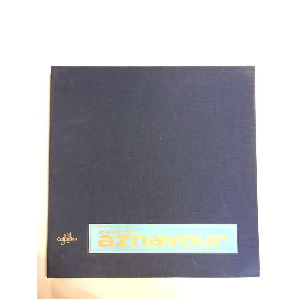 charles aznavour VOLUME 1 2 3