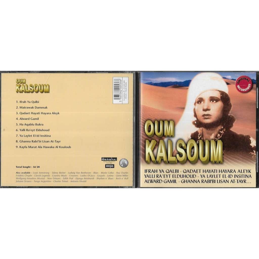 oum kalsoum ifrah ya qalbi