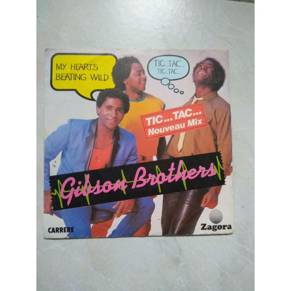 gibson brothers my heart's beating wild