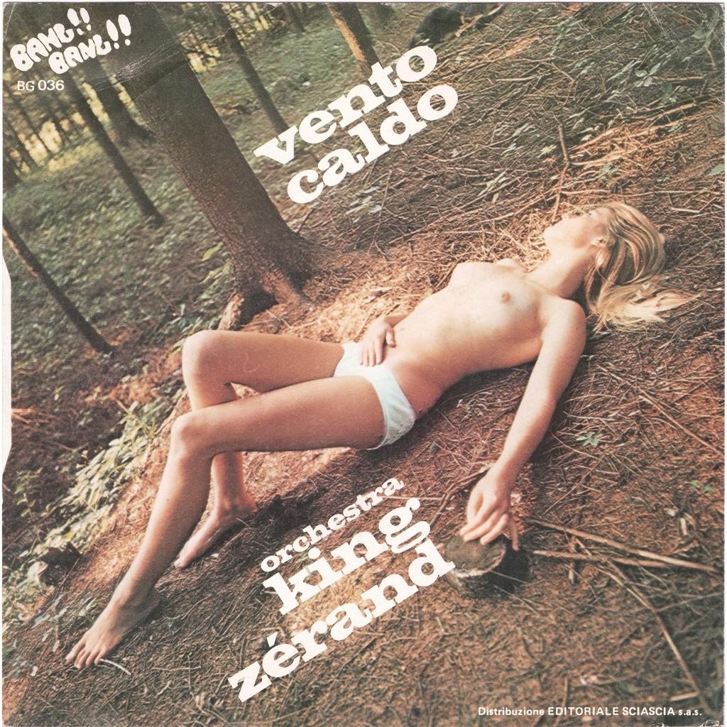 Orchestra King Zérand Vento Caldo / Night Song