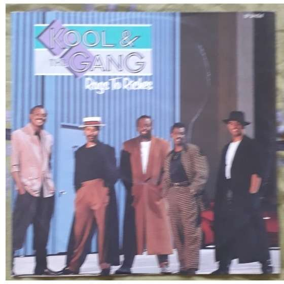 kool & the gang rags to riches