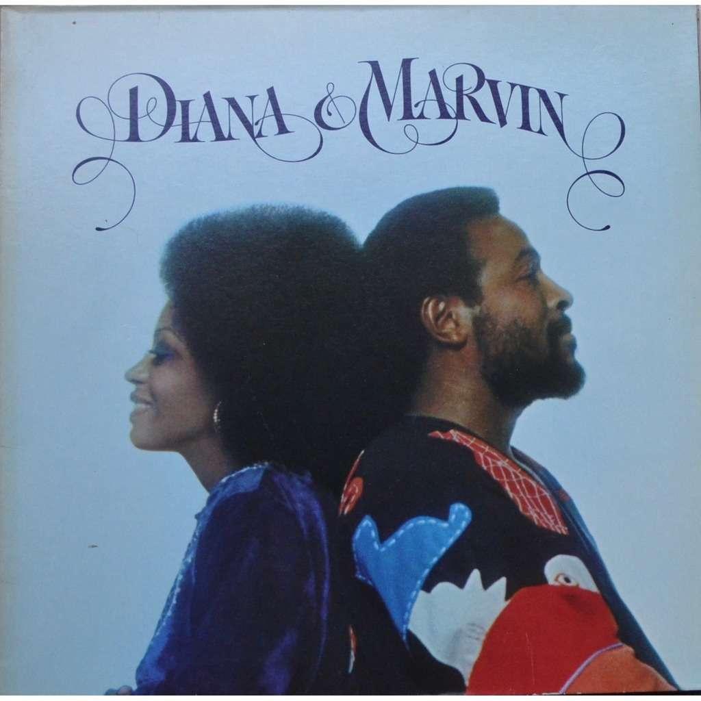 Diana Ross & Marvin Gaye Diana & Marvin