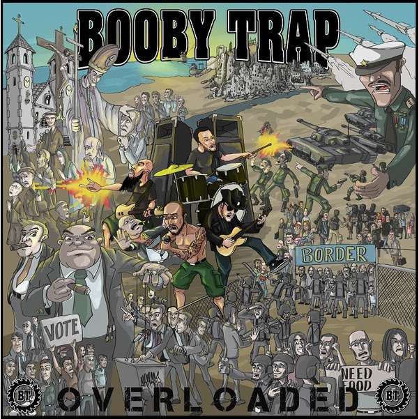 BOOBY TRAP Overloaded
