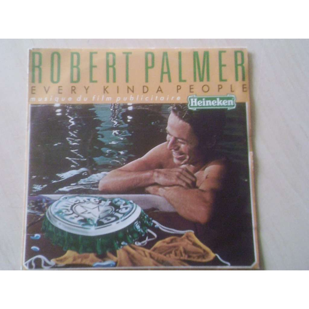 robert palmer every kinda people / not a second time
