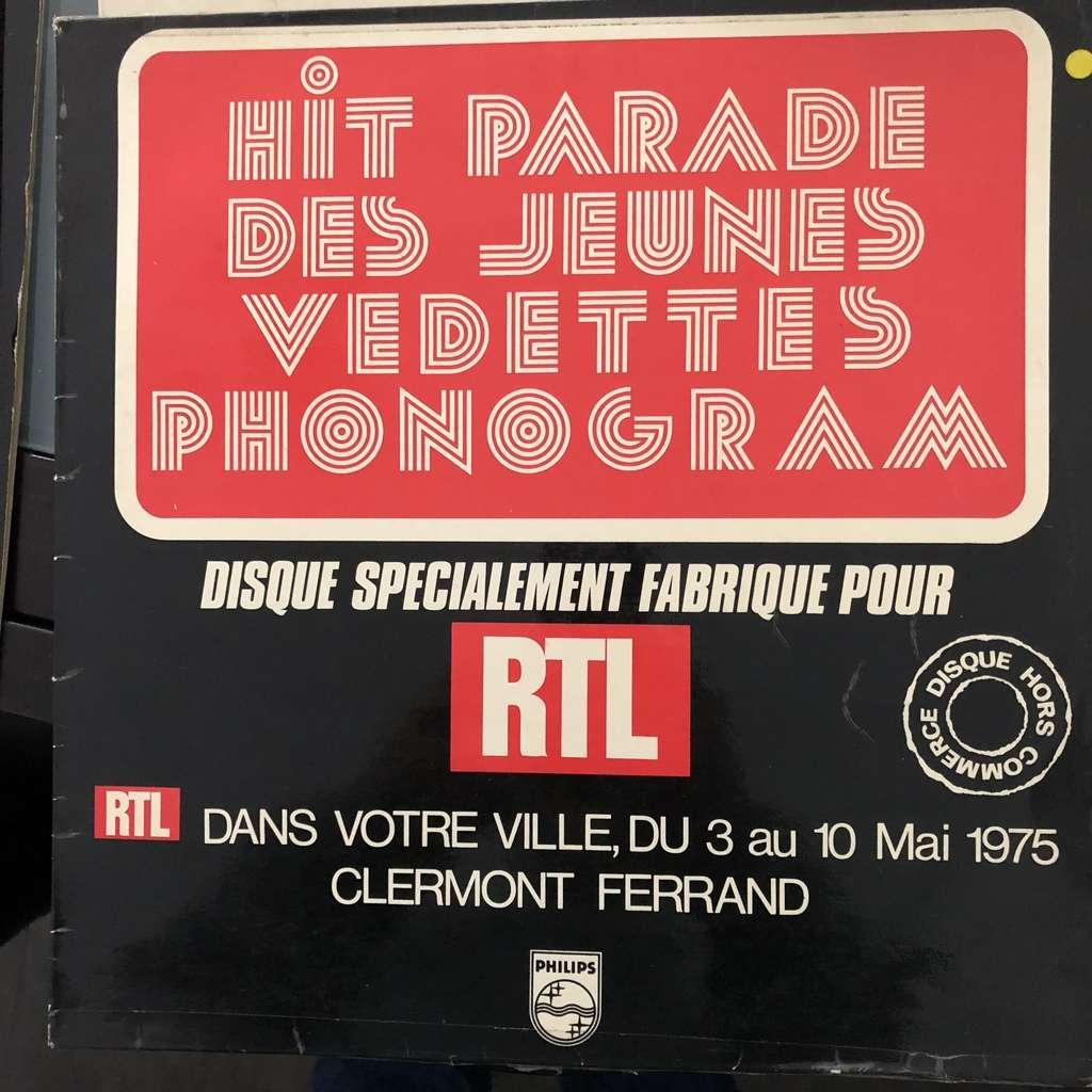 Various Various Hit-Parade Des Jeunes Vedettes Phonogram RTL Nancy
