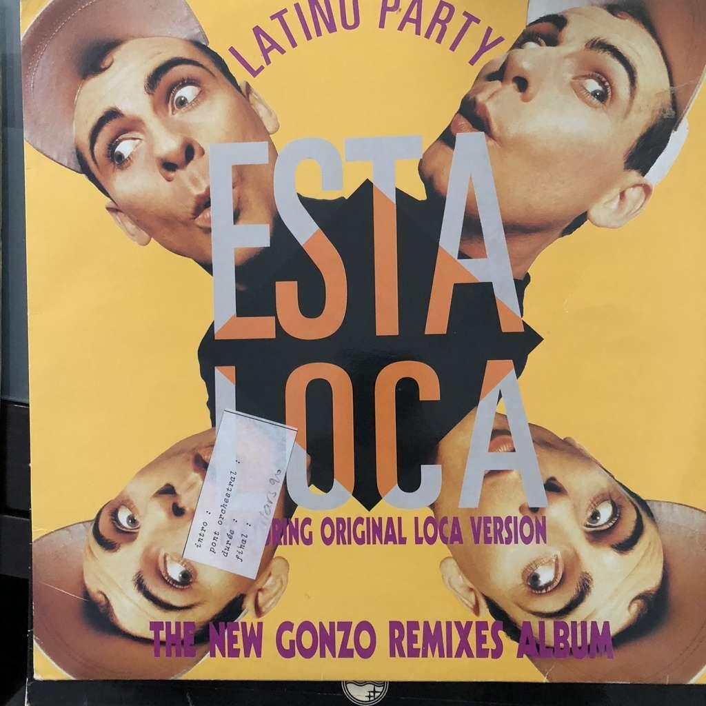 LATINO PARTY the new gonzo remixes album (promo)