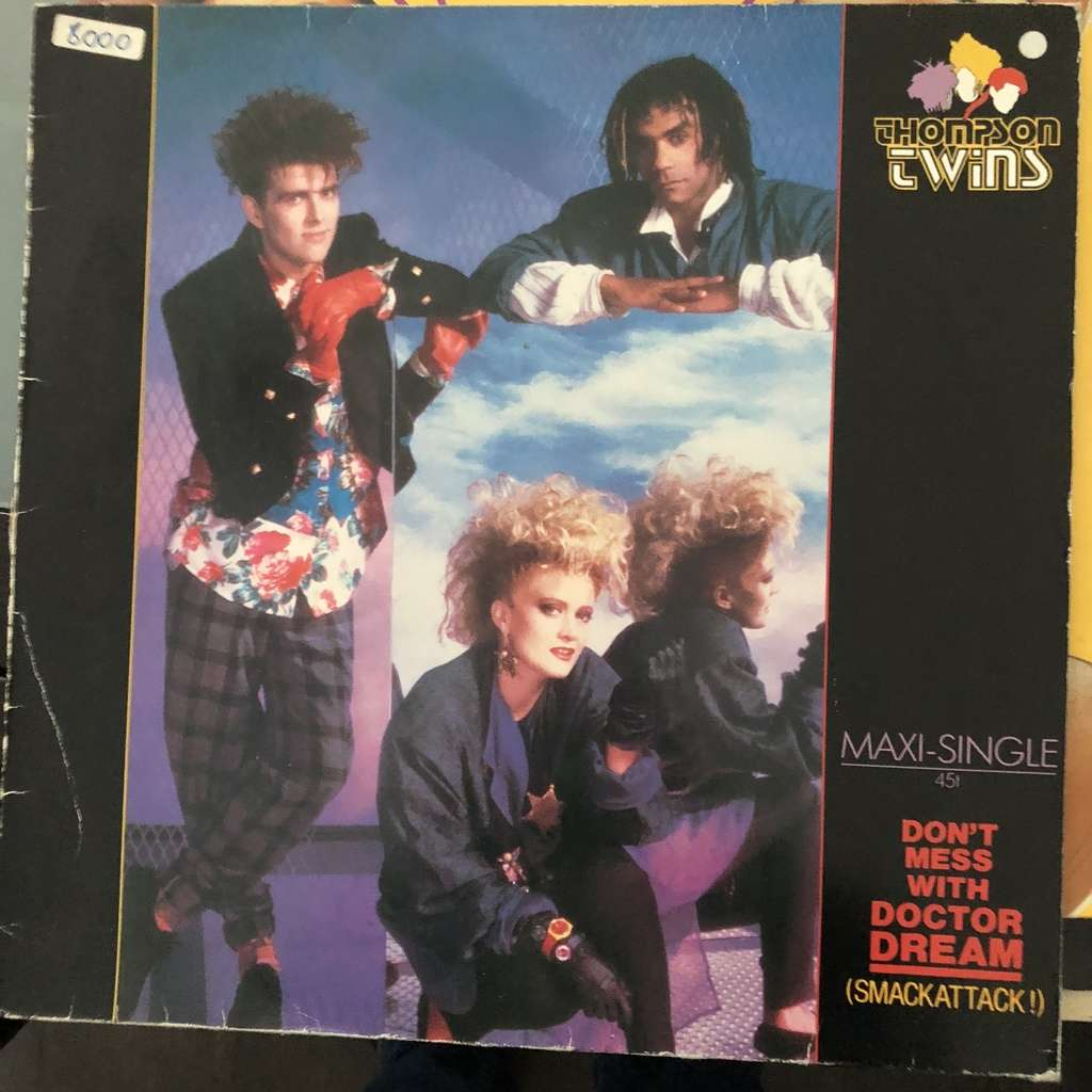 thompson twins don't mess with doctor dream