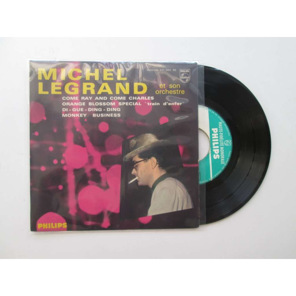 Michel Legrand Et Son Orchestre Come Ray And Come Charles
