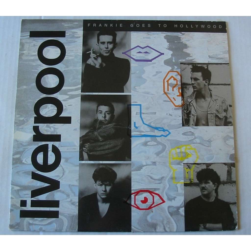 FRANKIE GOES TO HOLLYWOOD LIVERPOOL