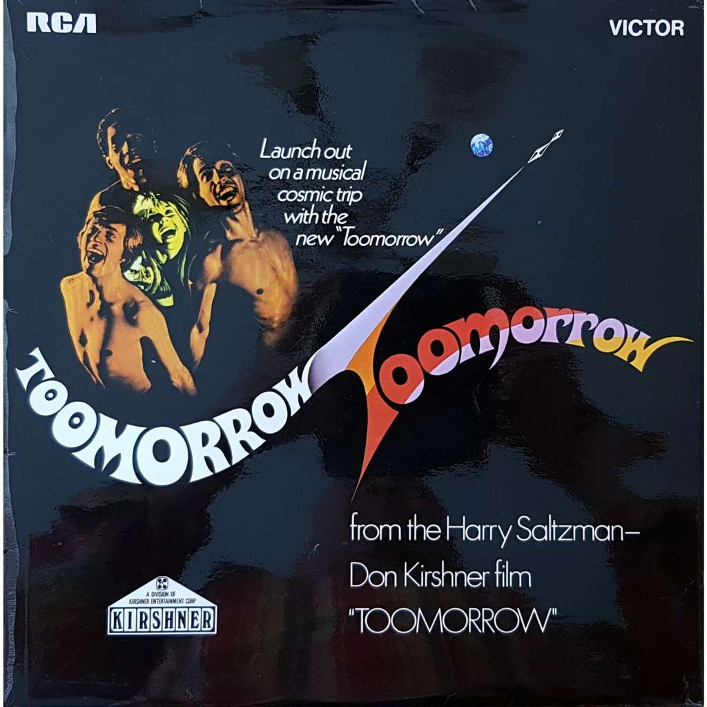 Olivia Newton-John Toomorrow ( Soundtrack )