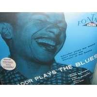 henri salvador .salvador plays the blues .( ed lim numérotée)