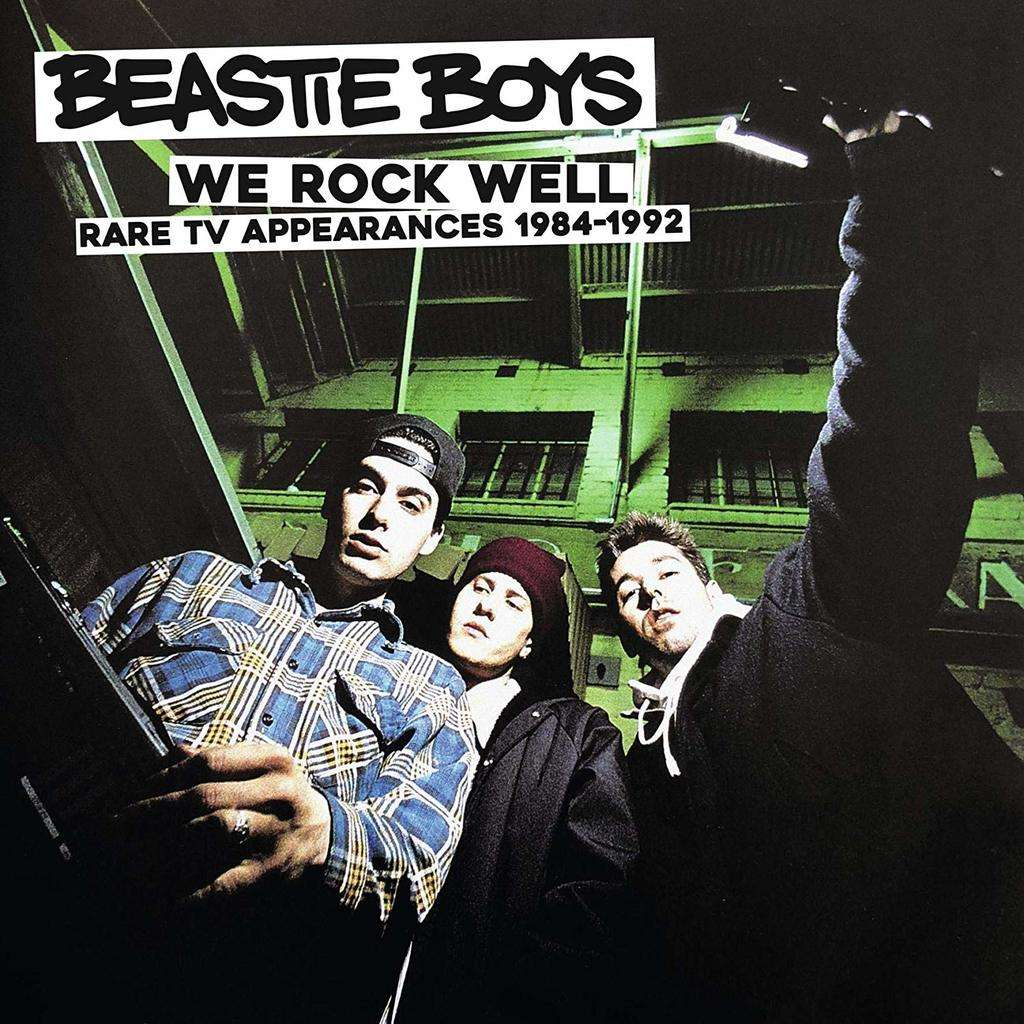 beastie boys We Rock Well: Rare TV Appearances 1984-1992
