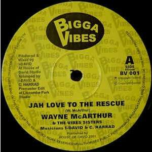 Wayne McArthur Jah Love To The Rescue / A Who Dem
