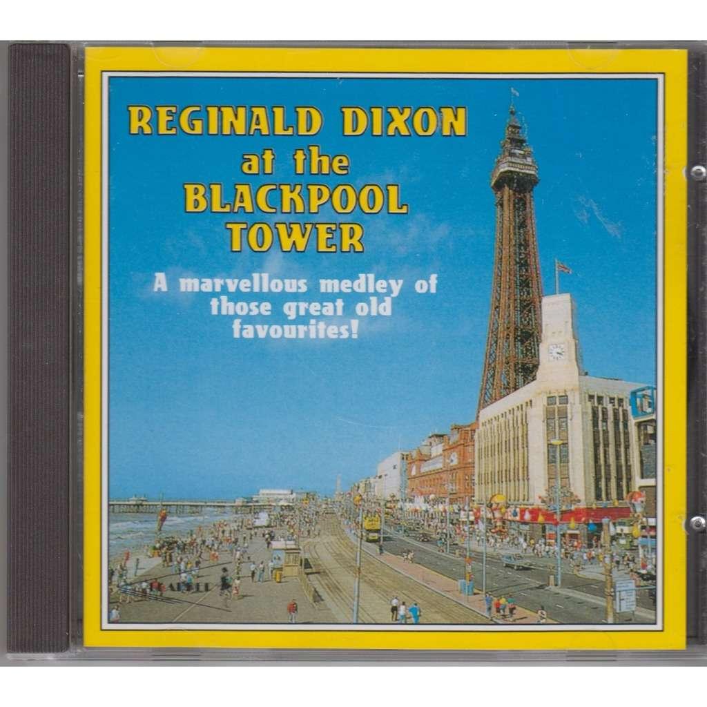 REGINALD DIXON At the Blackpool Tower FLAPPER 1995 CD NEW