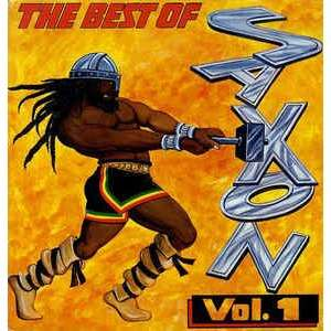 VARIOUS The Best Of Saxon Vol. 1
