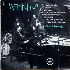 The Oscar Peterson Trio Affinity