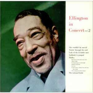 Ellington In Concert, Volume 2 Volume 2 (Vinyl, LP, Club Edition, Mono) for sale
