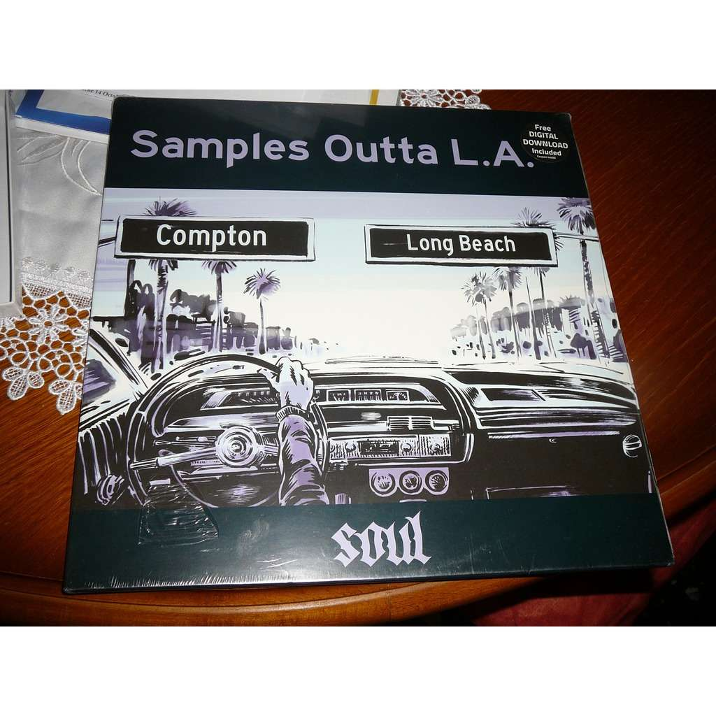 Various Samples Outta L.A. - Soul