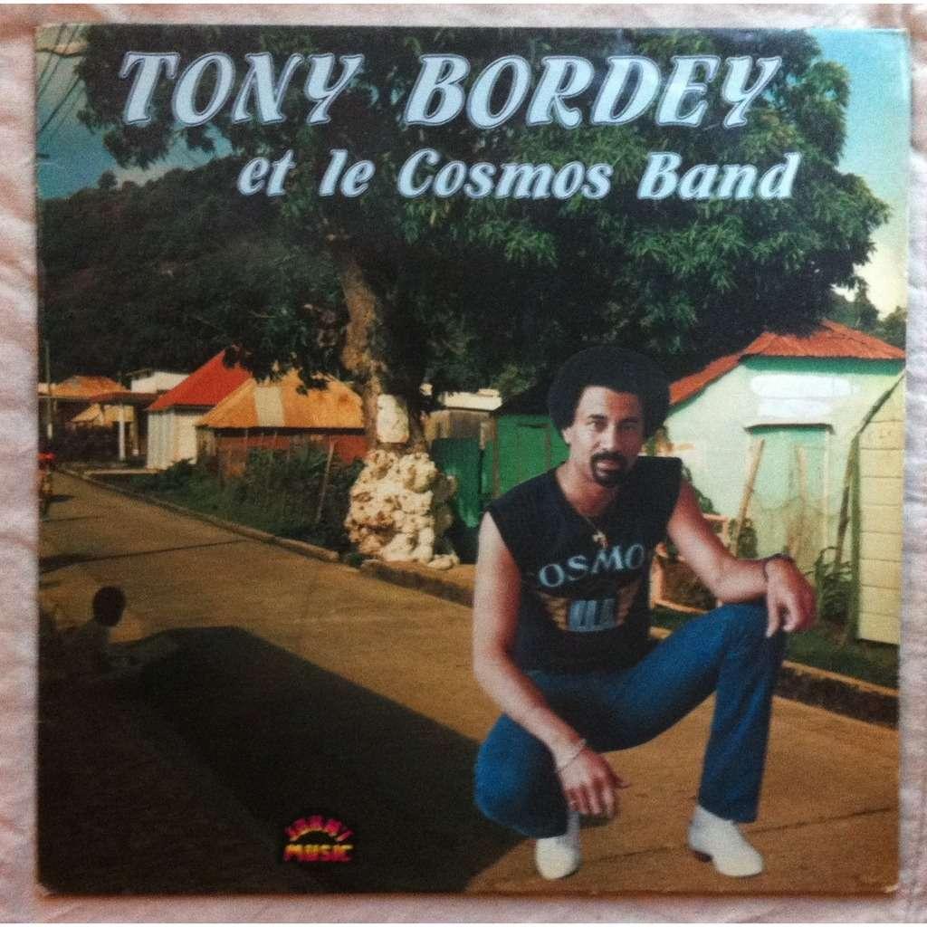tony bordey et le cosmos band en ba mango la