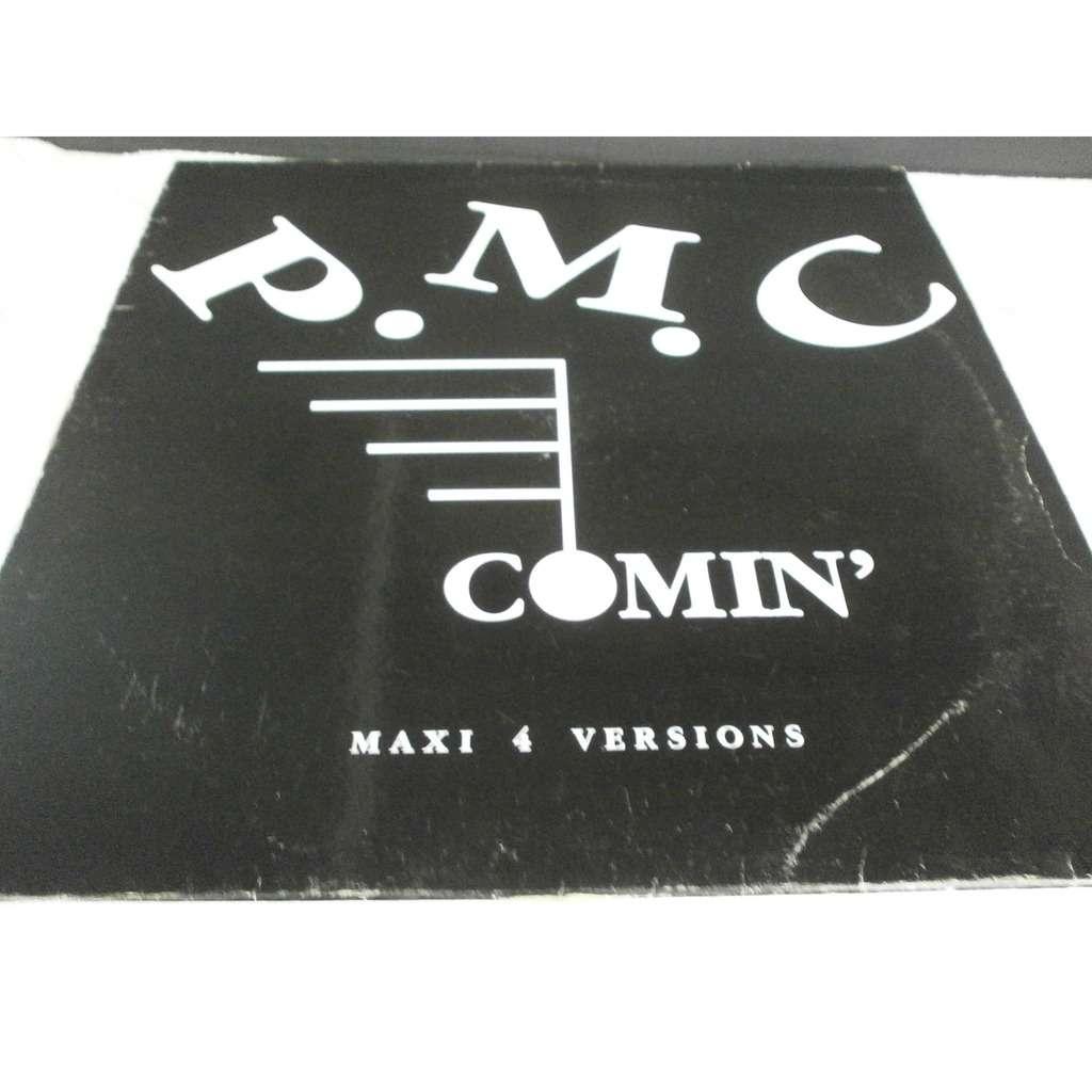 P.M.C comin'