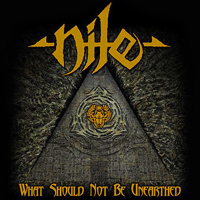 NILE What Should Not Be Unearthed LONGSLEEVE