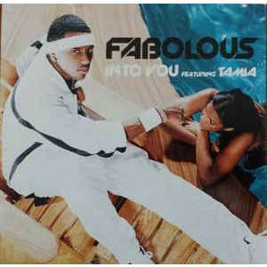 Fabolous Into you (cardsleeve, 2 versions, 2003, feat. Tamia)