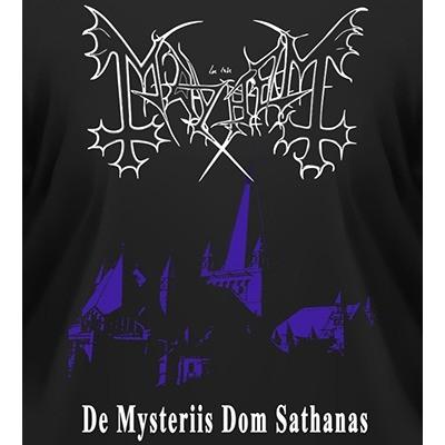 MAYHEM De Mysteriis Dom Sathanas LONGSLEEVE