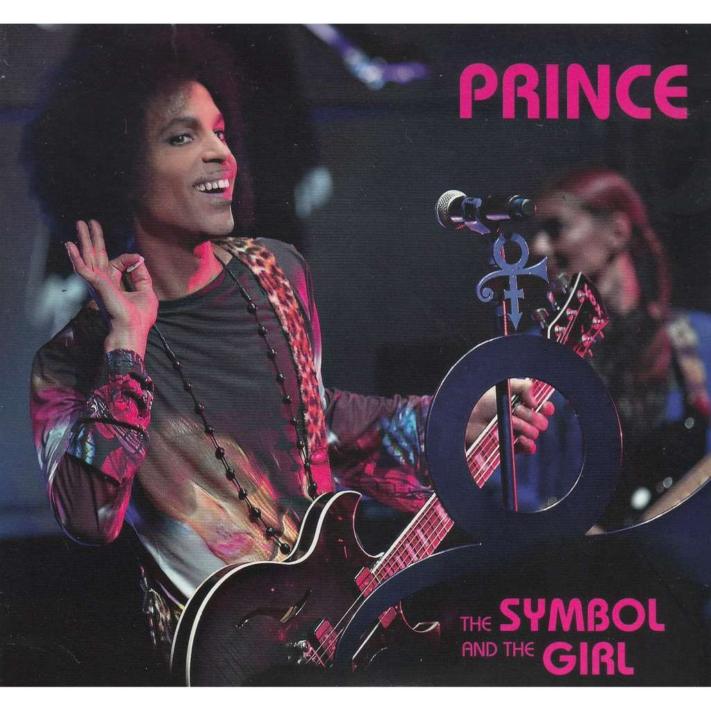PRINCE THE SYMBOL AND THE GIRL